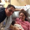 Unplanned home birth