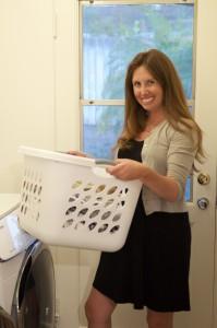 Laundry Lady